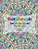 Gothiscopic Kaleidoscopes Coloring Book