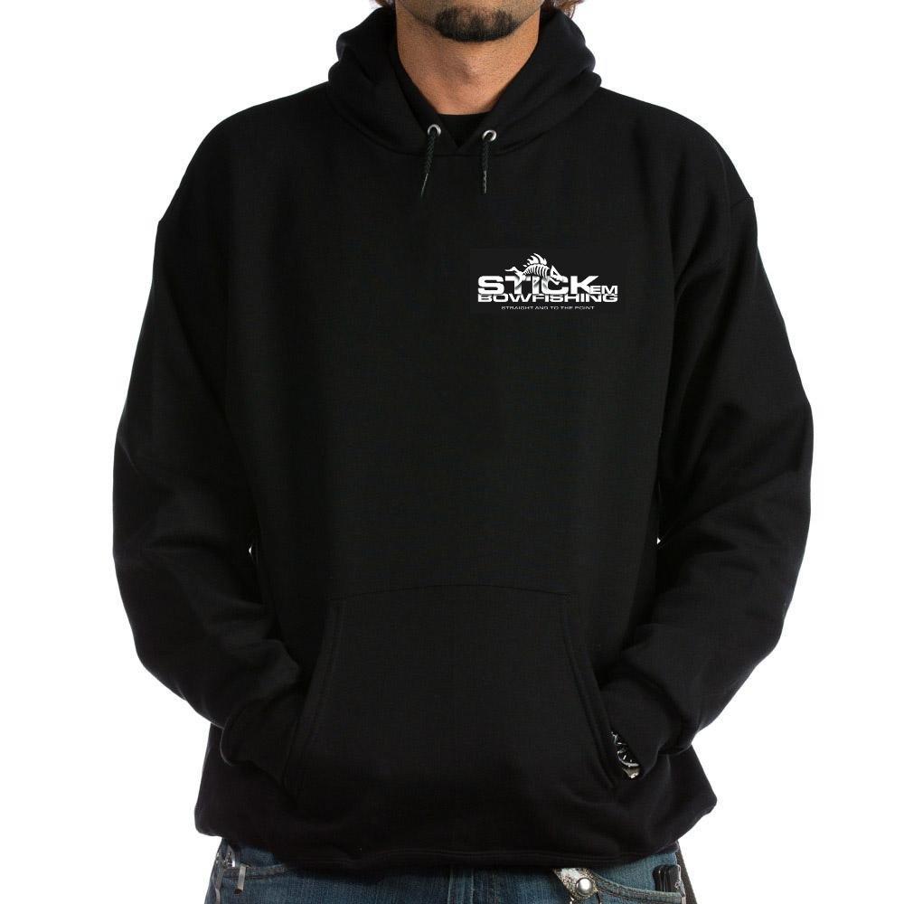 Pullover Hoodie CafePress Stick/'em Bowfishing