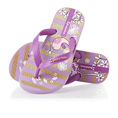5357384c4909 Ipanema Story Kids Flip Flops - Sandals-Mauve Purple-8  Amazon.co.uk ...