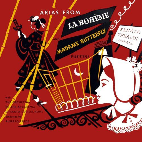 (Arias From La Bohème & Madame)