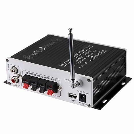 Loriausa 2018 Kentiger V10 - Reproductor Digital Estéreo de ...