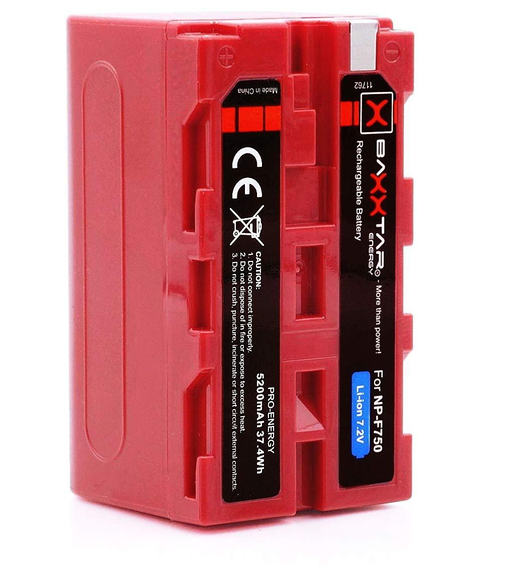 Nanguang CN-600 Baxxtar Pro V-Mount bater/ía con 6600mAh 95Wh para Sony BP-95W As/í, bajo 100Wh despu/és de la pol/ítica a/éreo de la EU Blackmagic URSA LG Cells Inside