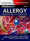 img - for Middleton's Allergy 2-Volume Set book / textbook / text book