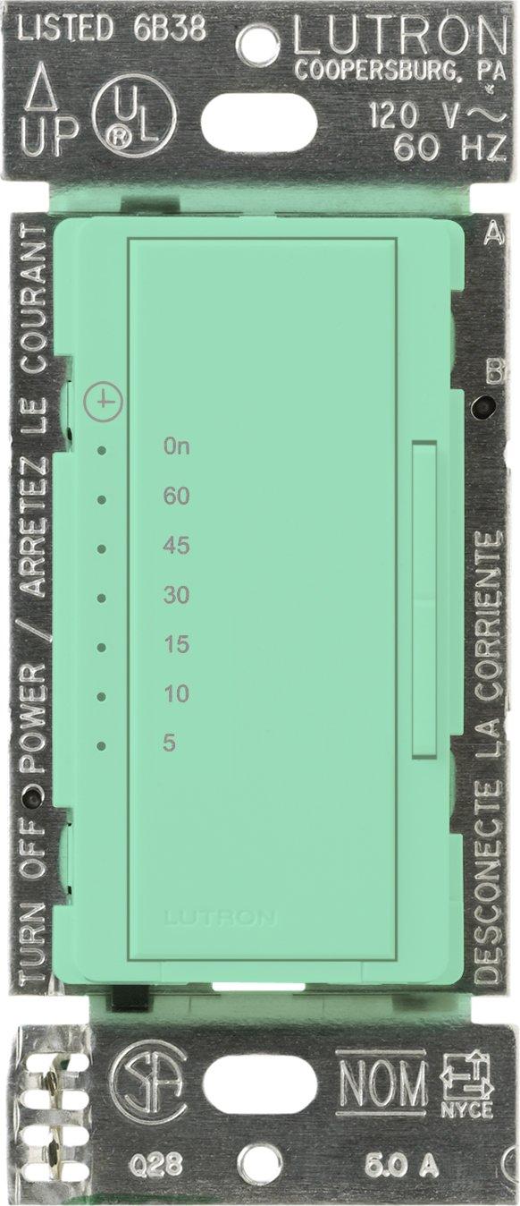Lutron MA-T51-SG Maestro Countdown Timer, Sea Glass [並行輸入品]   B0017PQMT0