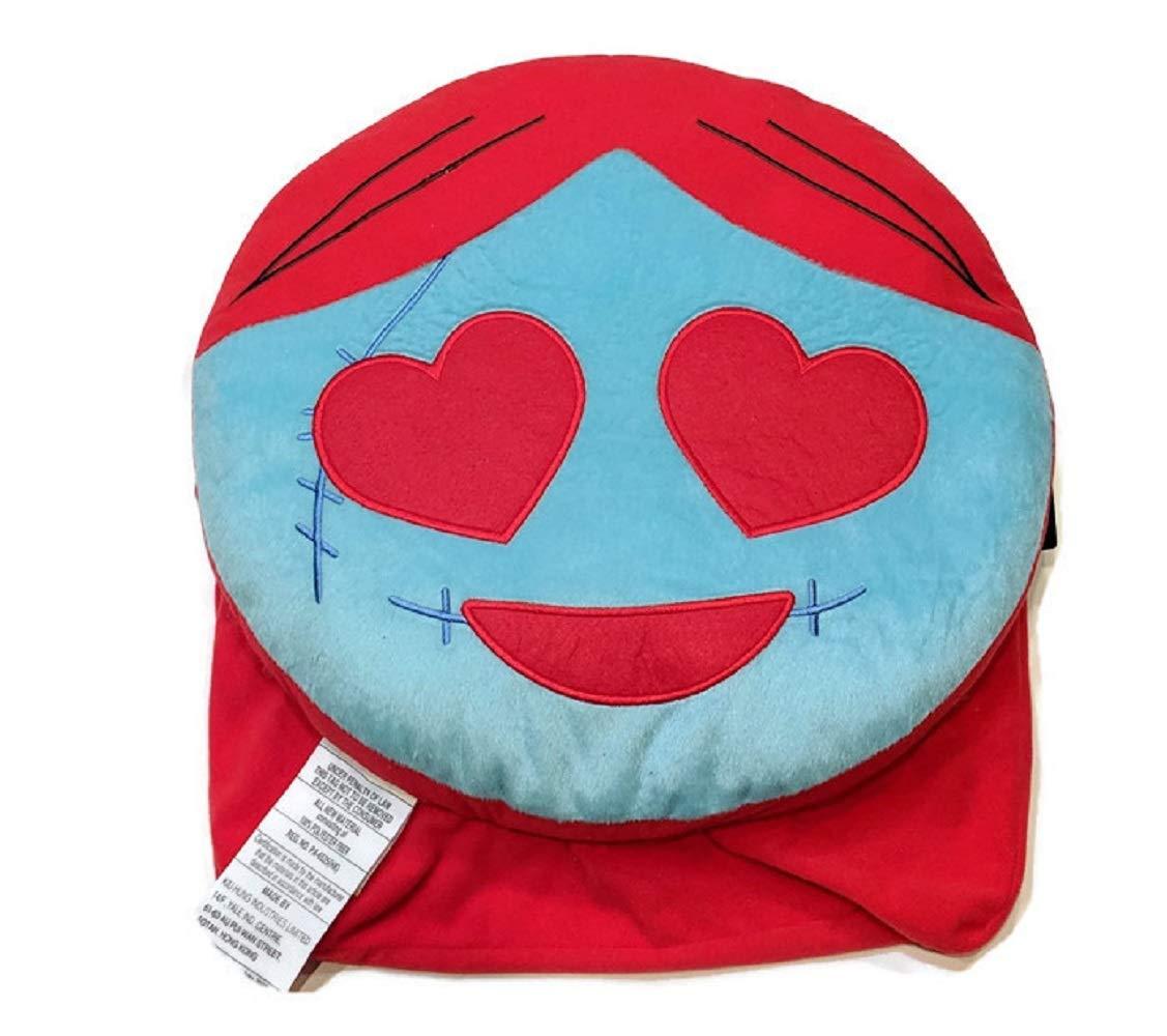 "The Nightmare Before Christmas Disney's Tim Burton's Sally Head Cushion Pillow 15"" X 15"""