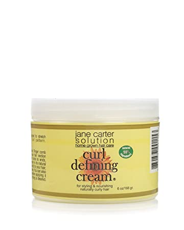 Amazon.com: Jane Carter Solution Curl Defining Cream, 6 Ounce: Beauty