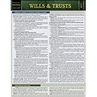 Wills & Trusts: A Quickstudy Laminated Law Reference & Bar Exam Study Guide
