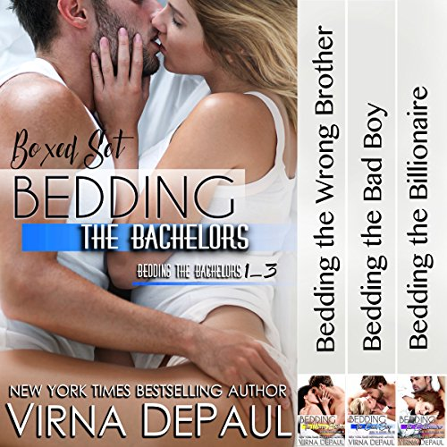Bedding the Bachelors, Boxed Set: Books 1-3