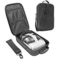 Esimen Fashion Travel Case for Oculus Quest 2/Oculus Quest VR Gaming Headset and Controllers Accessories Carrying Bag…