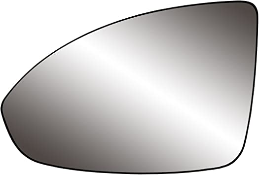 Amazon Com Fit System 88248 Chevrolet Cruze Left Side Manual Power Replacement Mirror Glass With Backing Plate Automotive