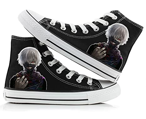 Tokyo Ghoul Anime Kaneki Ken Cosplay Shoes Canvas Shoes Sneakers 2