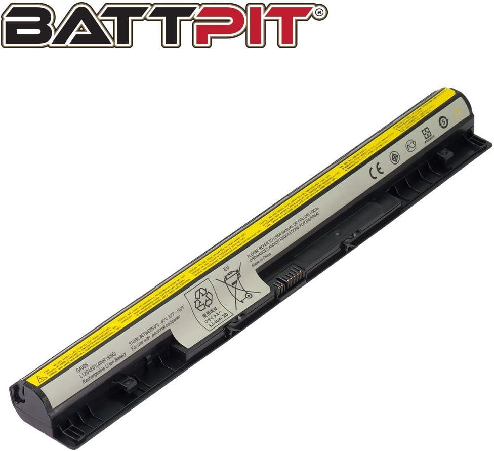 4 Zellen//2200mAh//32Wh Battpit Laptop Akku f/ür Lenovo L12N4E01 L12S4E01 L12S4A02 L12L4A02 L12L4E01 L12M4A02 Z50-70 S510p G400s G500s G505s IdeaPad Z710