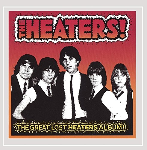 Price comparison product image The Great Lost Heaters Album!