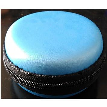 cdfee8d73415 Union Tesco Fashion Headset Storage Box Hard Carrying Case Bag for  Earphones