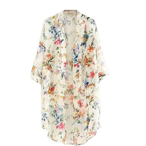 Yalatan Cardigan Kimono Jacket Bats Sleeve Lady Shawl Harajuku Phoenix Printed Loose Women Tops