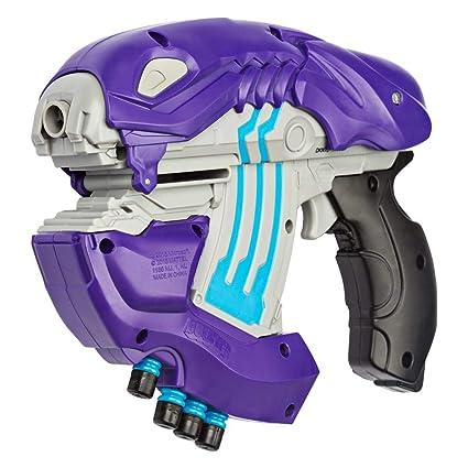 BOOMco  HALO Covenant Plasma Overcharge Type-25 Blaster, Blue