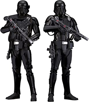 Kotobukiya - Pack Figuras Star Wars deathtrooper: Amazon.es ...