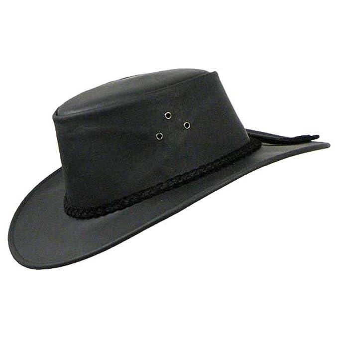 Kakadu Traders Australia - Sombrero cowboy - para hombre negro Talla única   Amazon.es  Ropa y accesorios 5ed91016c90