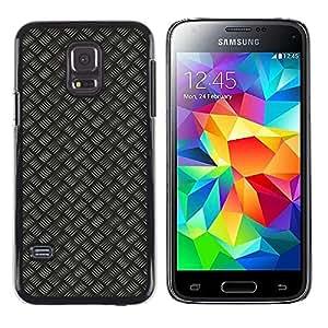 Be Good Phone Accessory // Dura Cáscara cubierta Protectora Caso Carcasa Funda de Protección para Samsung Galaxy S5 Mini, SM-G800, NOT S5 REGULAR! // Wallpaper Pattern Random Design