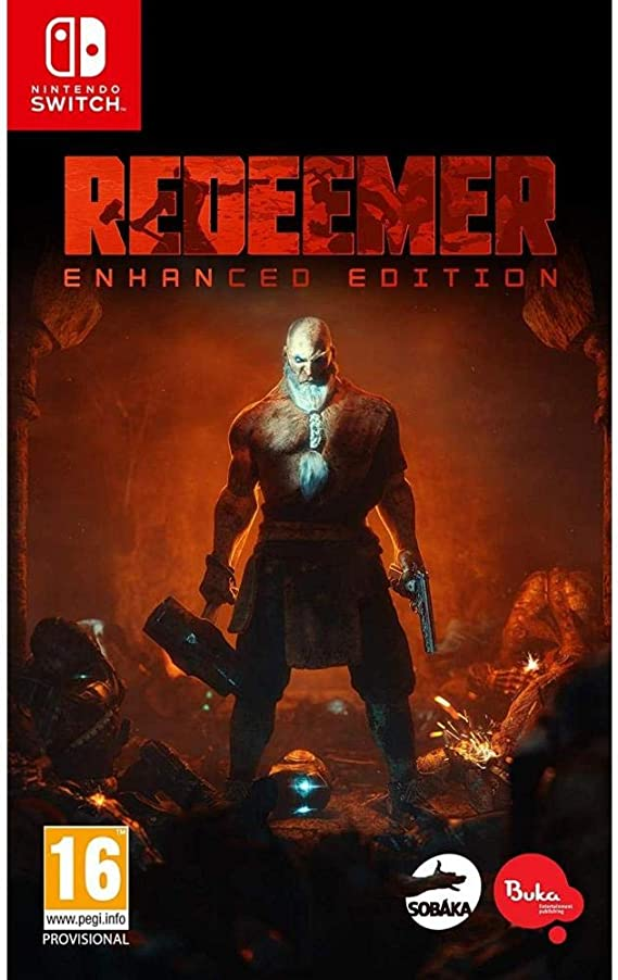 Redeemer - Enhanced Edition: Amazon.es: Videojuegos