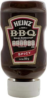 Heinz Salsa, BBQ Spicy, 390 gramos