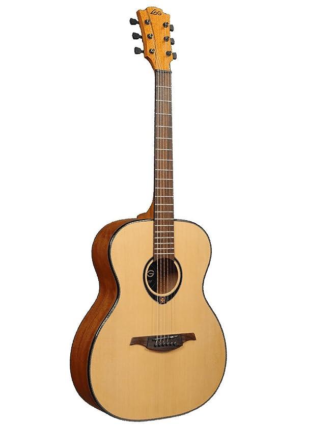 b8a1ce51c3c3a9 Lag - T66 A Auditorium Guitare acoustique: Amazon.fr: Instruments de ...