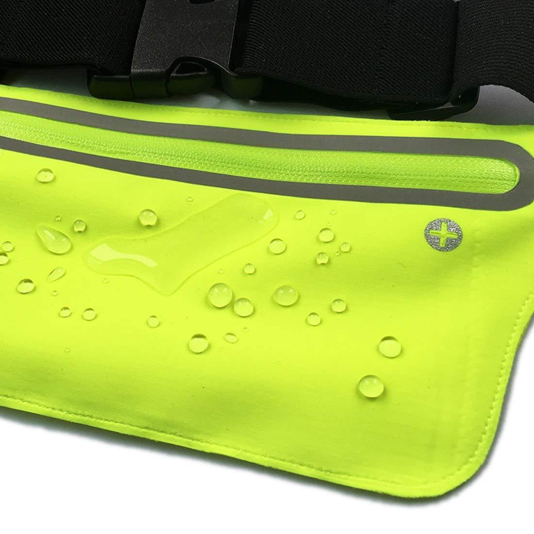ihen-Tech Multifunktions Radfahren Laufen H/üfte Geld G/ürtel G/ürteltasche Wasserdichte Handytasche Outdoor Sports Gym Bags