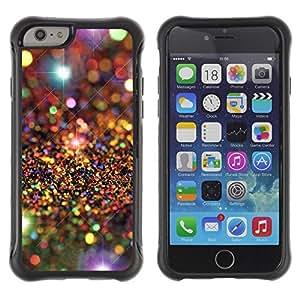 "Hypernova Defender Series TPU protection Cas Case Coque pour Apple Iphone 6 [Universo Modelo de estrellas de lujo""]"