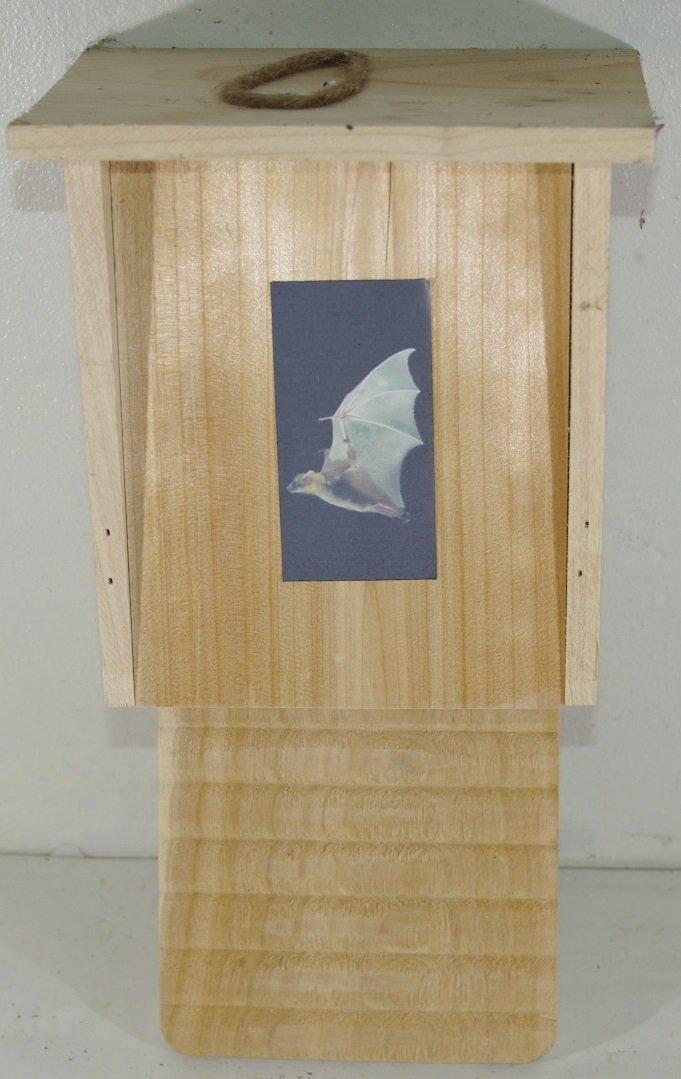 Maisonnette pour chauve-souris en bois GMR