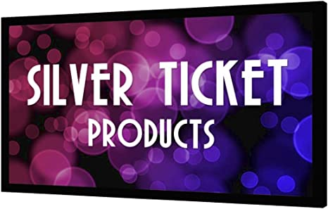 Amazon.com: Silver Ticket. Pantalla de proyector 4K Ultra ...