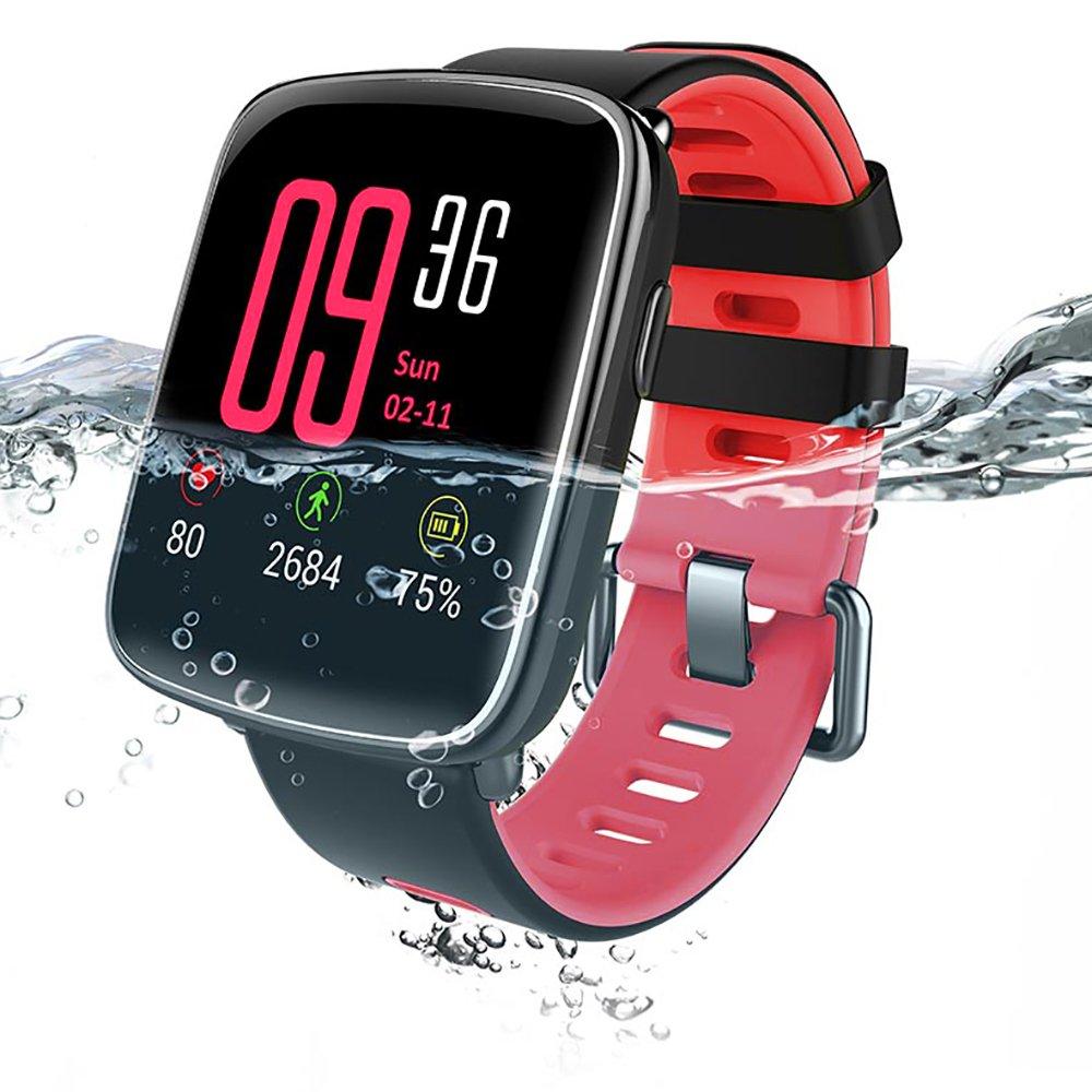 Smart Watch, MindKoo GV68 Reloj Inteligente de Pulsera Muñeca Impermeable...
