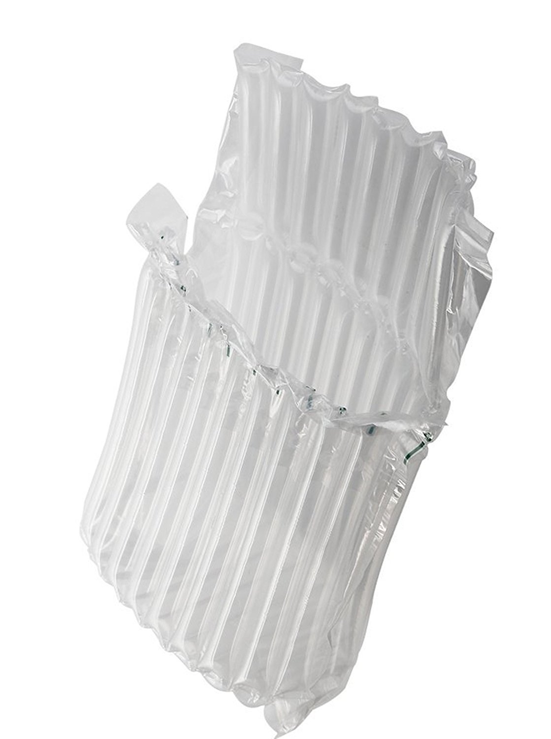 100 Wrap Bubble Inflatable Packaging Air Cushion Bag Baby Milk Powder Shipping Protective 10 Pillar With Pump