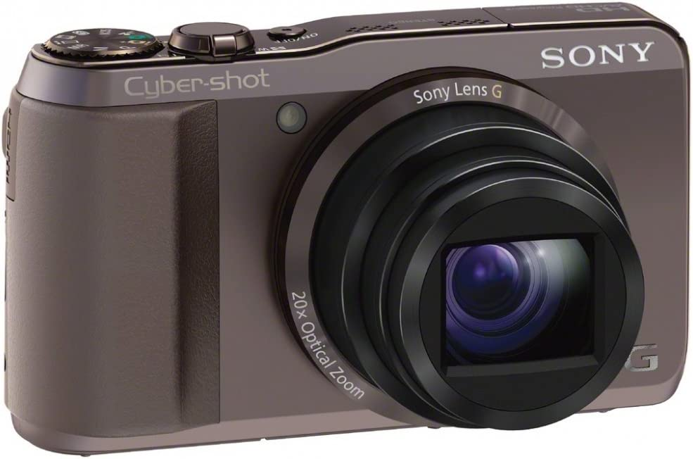 Sony DSC-HX20VB - Cámara compacta de 18.2 Mp (pantalla de 3