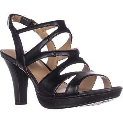 Naturalizer Women's Dianna Strappy Heeled Sandal   Sandals