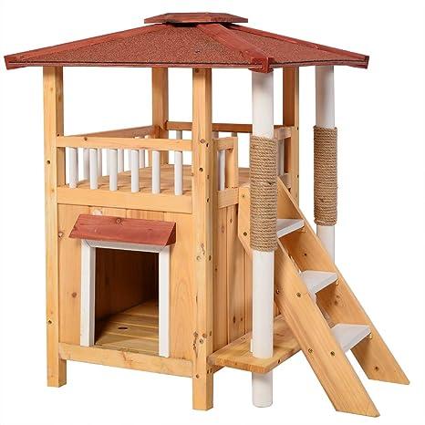 Amazon.com: Thegreatshopman - Estantería de madera para ...