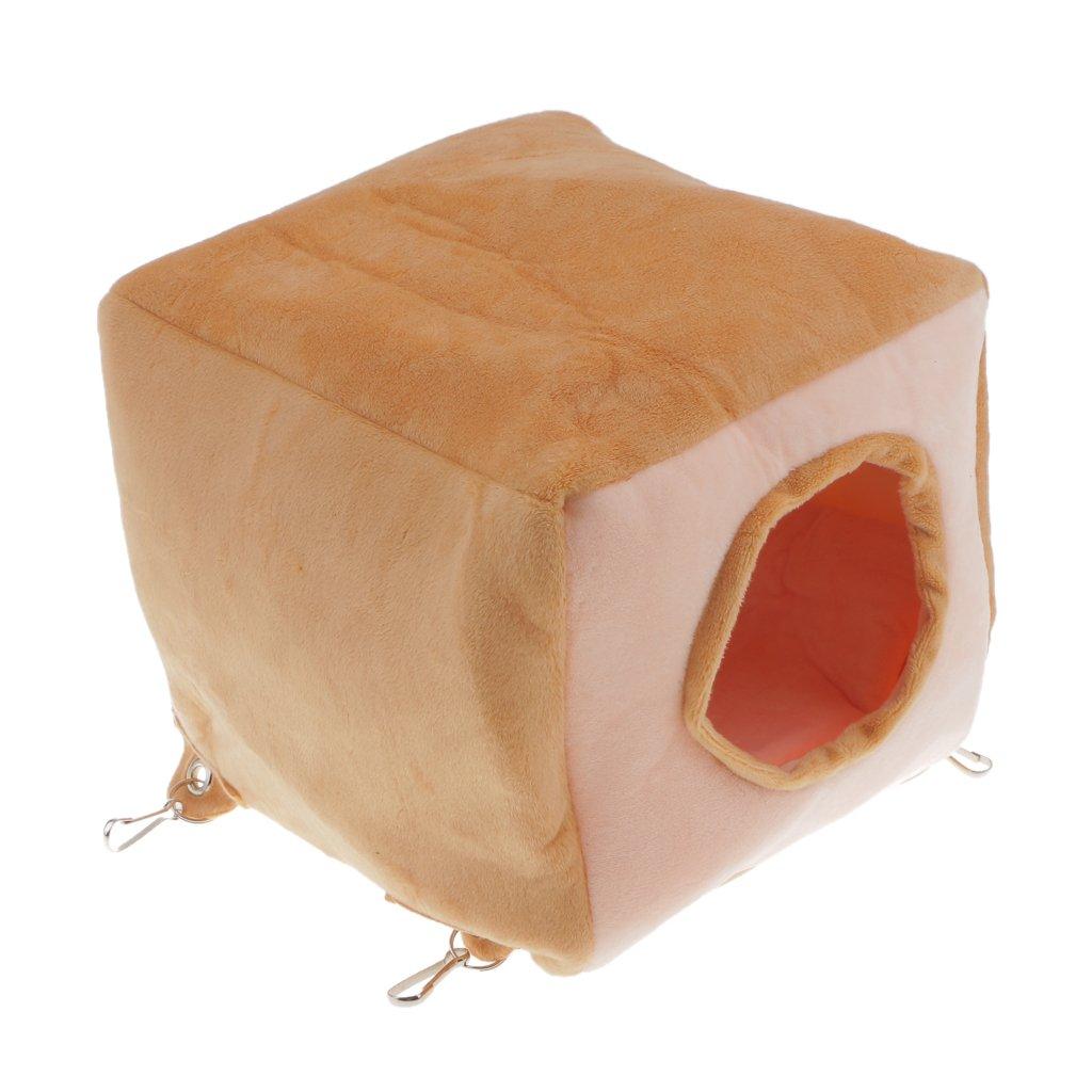 Sharplace Hamac Suspension Maison à Jouets Pour Furet Rat Hamster Ecureuil - #1
