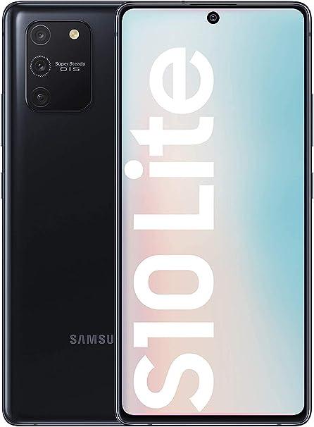Samsung Galaxy S10 Lite - Smartphone - Dual SIM - 4G LTE - 128 GB ...