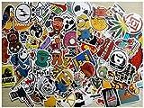 AOBOR Stickers Skateboard Snowboard Vint...