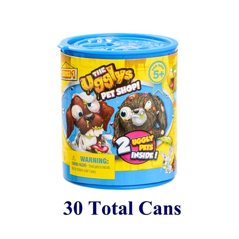 The Ugglys Pet Shop The Ugglys Pet Shop Series 1 Mini Figure Mystery Box
