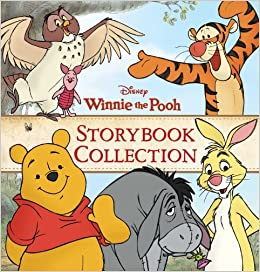 7afa14e71f14 Winnie the Pooh  Winnie the Pooh Storybook Collection  Disney Book Group
