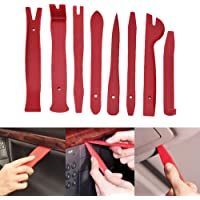 Trim Removal Tool Kit, Car Panel Removal Tool, Seal Trim Removal Pry Bar Panel Door Interior Clip Remover with Pliers…