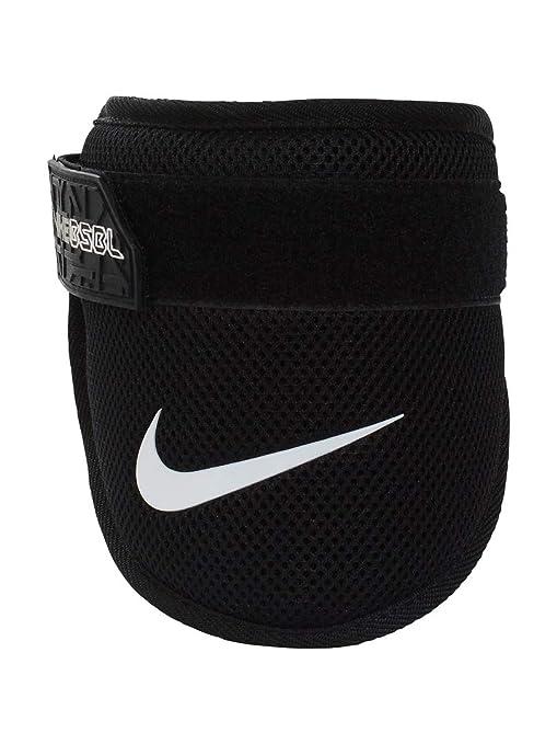 33d59cd12e3b8 Amazon.com : NIKE Adult BPG 40 Batters Elbow Guard Black : Sports & Outdoors