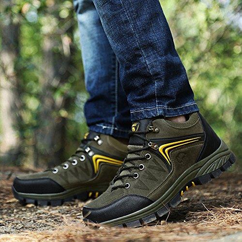Running Femme Homme vert D De Sports Randonnée Chaussures Ben Trail q4HnFvwInC