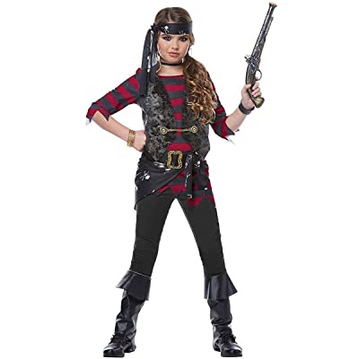 Renegade Pirate Child Costume: Toys & Games