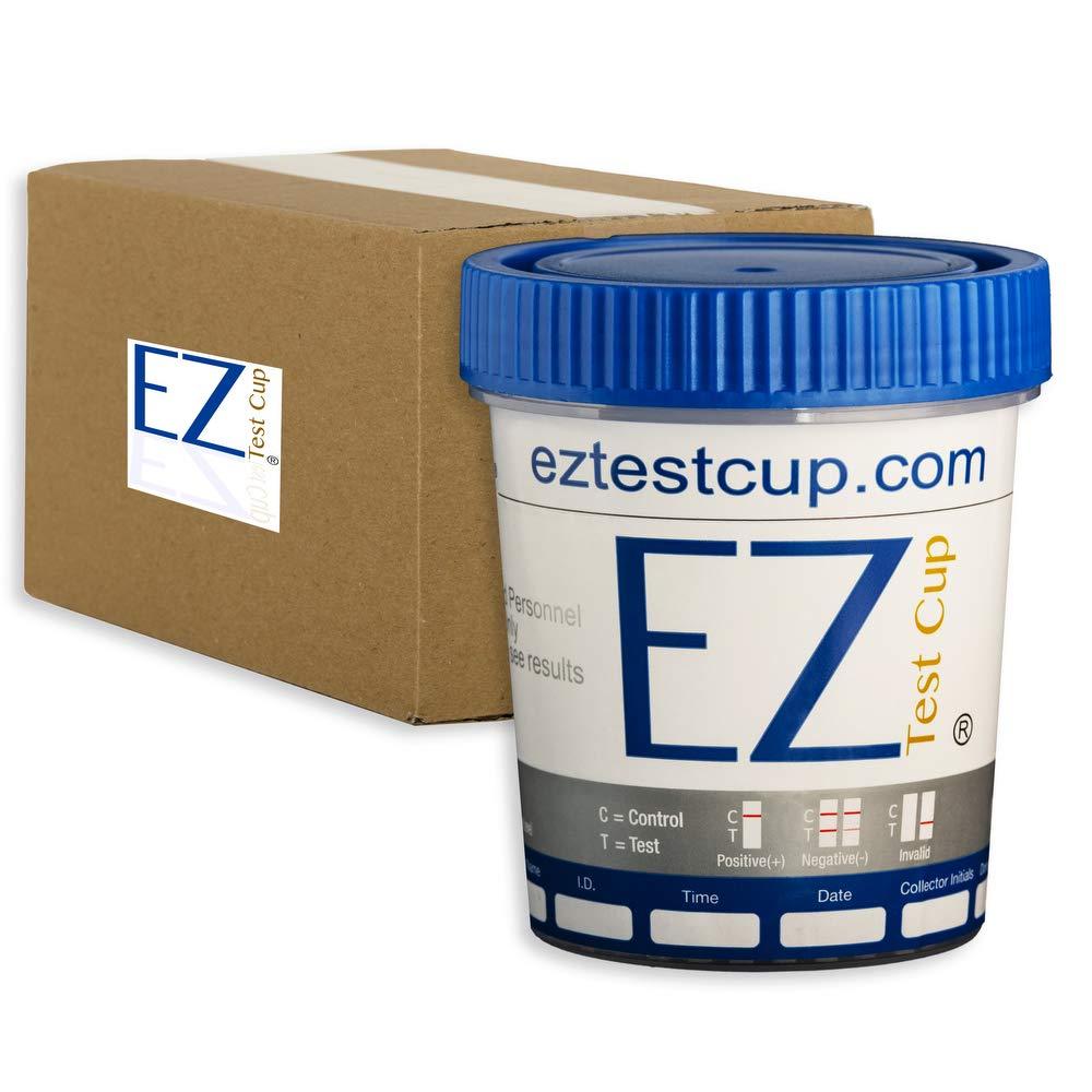 EZ Test Cup 12 Panel Drug Test Cup (100 Qty)