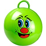 Ballon sauteur vert - 55 cm - dès 5 ans
