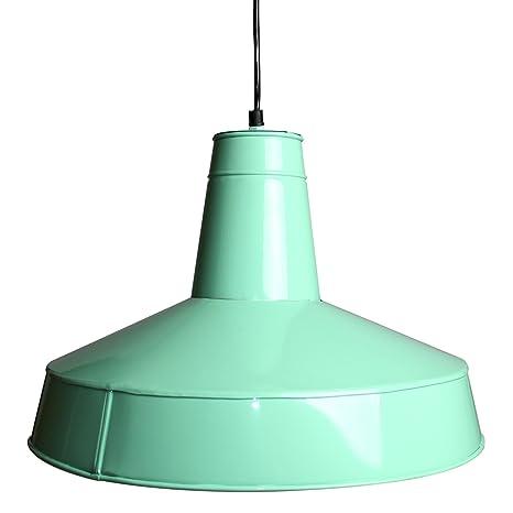 Decoración Vintage LAMPARA DE TECHO: Amazon.es: Iluminación