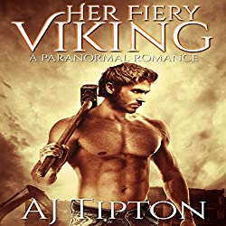 Her Fiery Viking: A Paranormal Romance