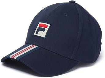 Fila - Gorra de béisbol - para Hombre Azul Azul: Amazon.es: Ropa y ...