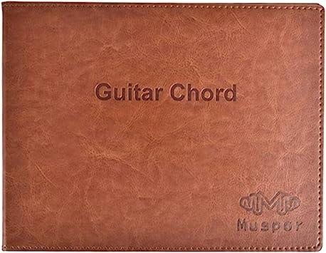 Shiwaki Libro de acordes de Guitarra Learn To Play Eléctrico Acústica
